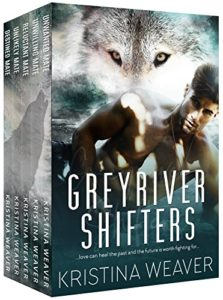 Greyriver Shifters by Kristina Weaver…Boxset For .99 Today!