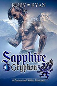 Ruby Ryan's Sapphire Gryphon…Free on 6-13-18
