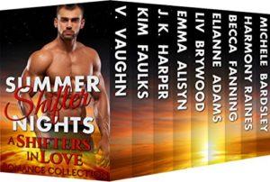 Summer Shifter Nights-Boxset for .99 on 7-10-18