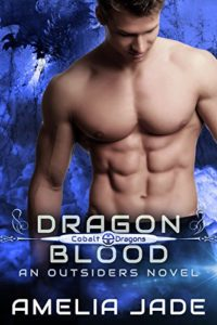 Dragon Blood: Cobalt Dragons by Amelia Jade for .99 on 8-2-2018
