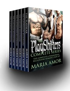 FREE Right NOW!! PlayShifters – 6 Book Paranormal Billionaire Romance Box Set